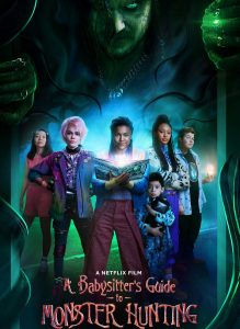 A Babysitter's Guide to Monster Hunting 2020 مترجم