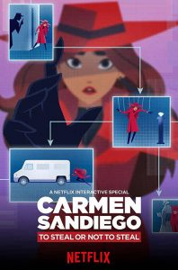 Carmen Sandiego: To Steal or Not to Steal 2020 مدبلج