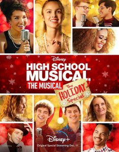 High School Musical: The Musical: The Holiday Special 2020 مترجم