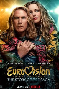 Eurovision Song Contest: The Story of Fire Saga 2020 مترجم